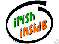 Intel inside logo says Irish inside