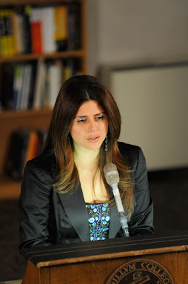 photo of Nathalie Handal