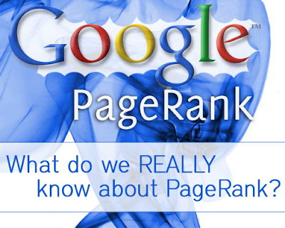 logo what do we know about google page rank