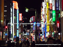 Japan - Shinjuku night scenes