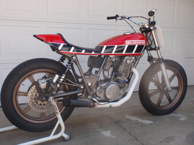 SR500 Tracker On Craigslist