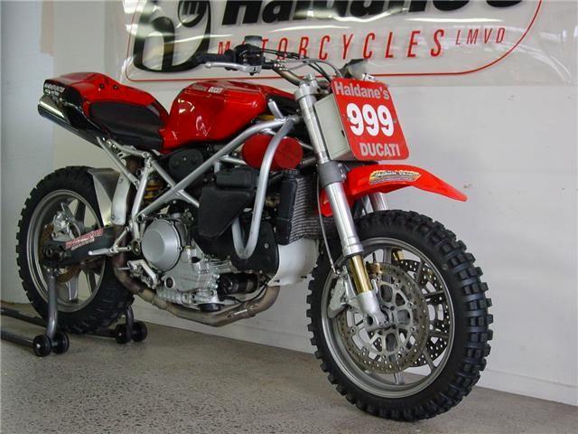 Ducati 999 Beach Racer