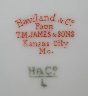 Holly Lane Antiques: Identifying Antique Haviland Limoges Patterns ...