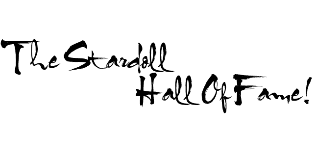 The Stardoll Hall of Fame