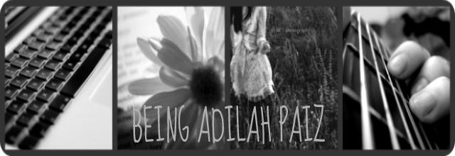 Being Adilah Paiz