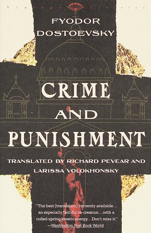 "a literary analysis of crime and punishment by fyodor dostoevsky Dostoevsky's answer to ""the woman question"" in crime and punishment  dostoevsky's cultural, literary,  crime and punishment in crime, dostoevsky."
