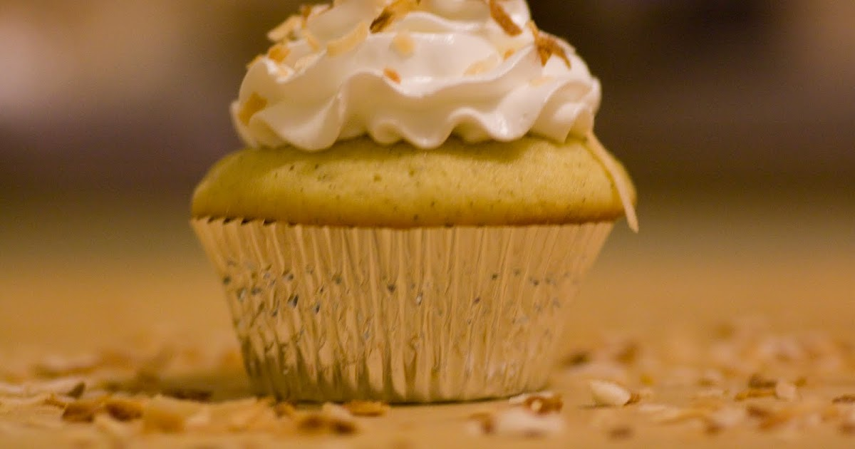 Catherine's Cookings: Cardamom cupcakes with vanilla ...