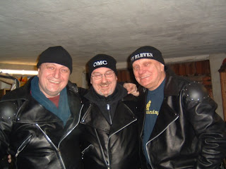 Peter and friends in their Max Jackets from AbbyShot