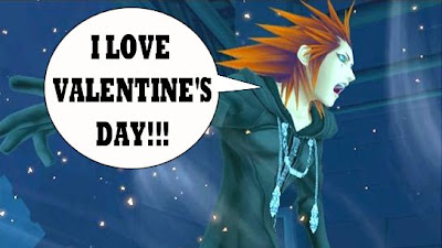 Kingdom Hearts: Organization 13 loves AbbyShot