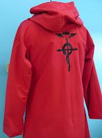 Fullmetal Alchemist Edward Elric Coat