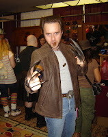 Wolverine loves AbbyShot, and their Vereen Jacket!
