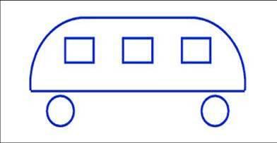 En que direccion viaja el autobus?