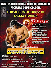 I curso de psicoterapia de pareja y familia