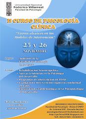 II Curso de Psicología Clínica