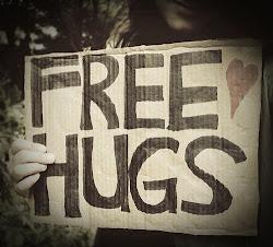 campanha free hugs -q