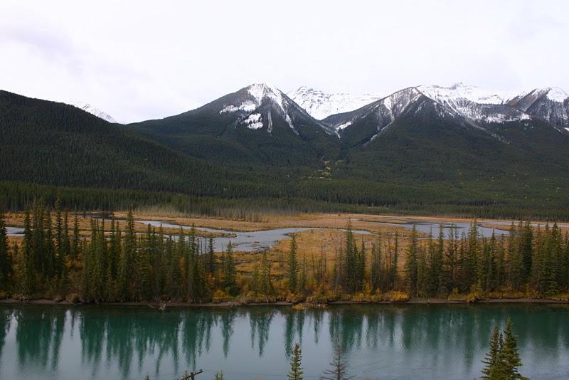 Parte l'arcipelago artico canadese, il territorio può essere
