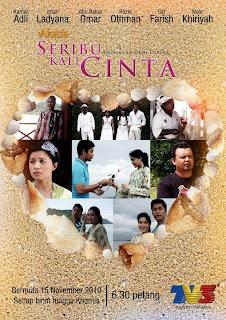 Seribu Kali Cinta TV3 - Program Hari NI-slot akasia seribu kali cinta tv3...