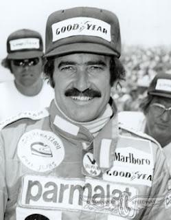 Clay Regazzoni na Indy 500 de 1977