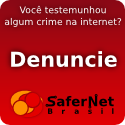 Denuncie crime na Internet