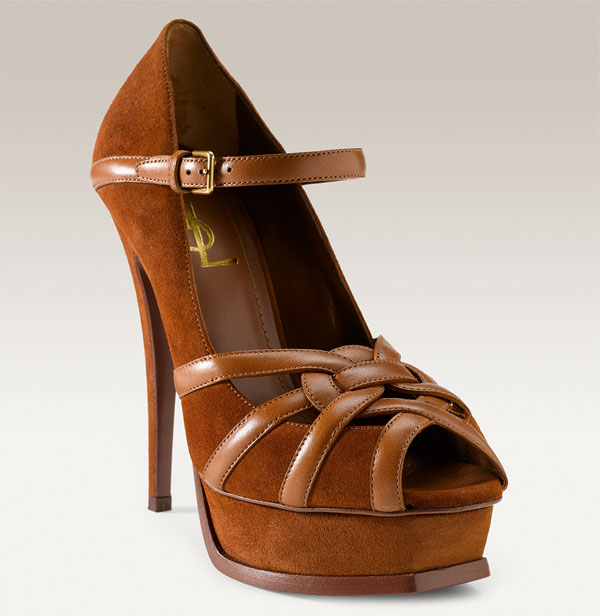 ysl suede mary jane