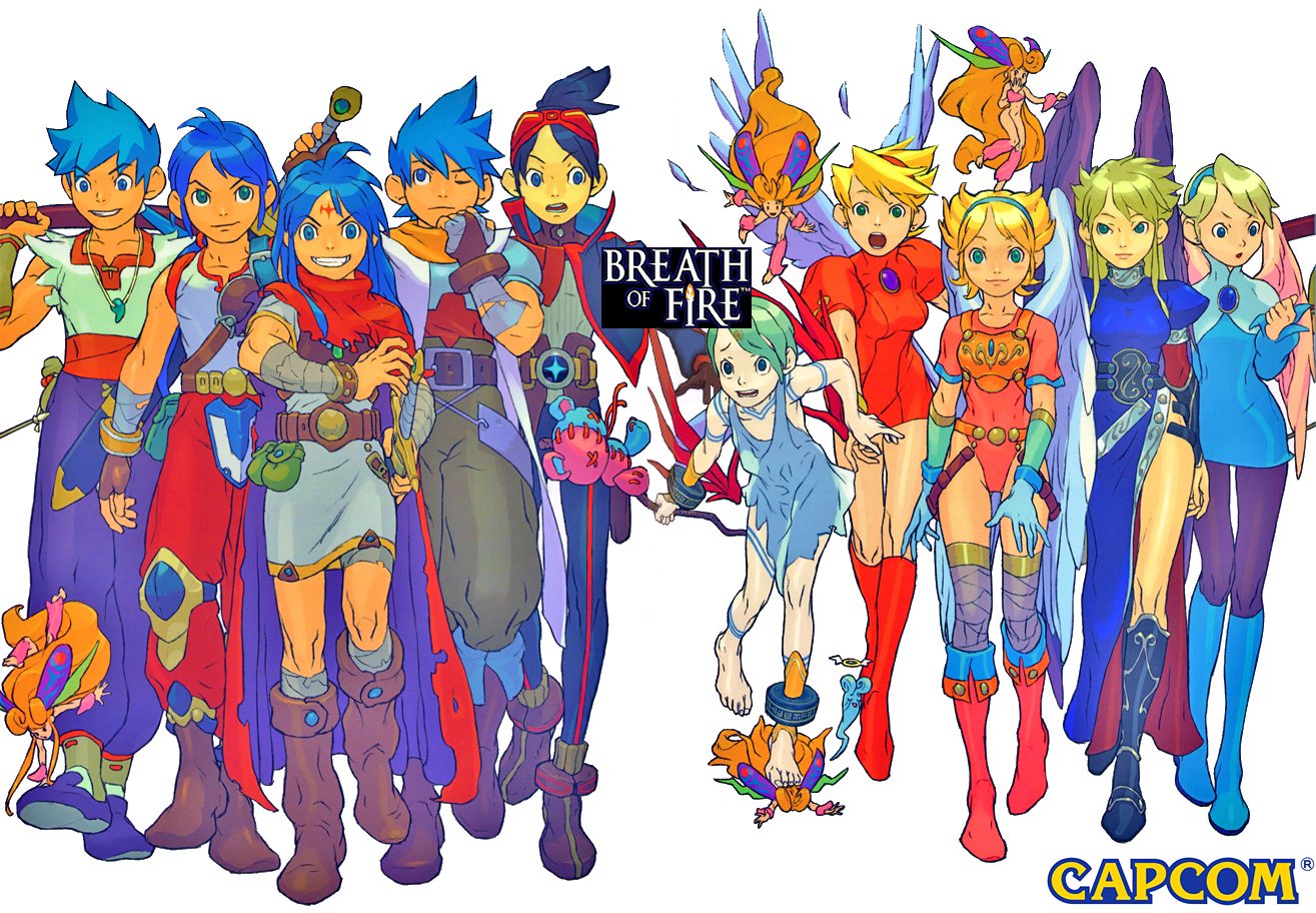 how to get to windia breath of fire 2