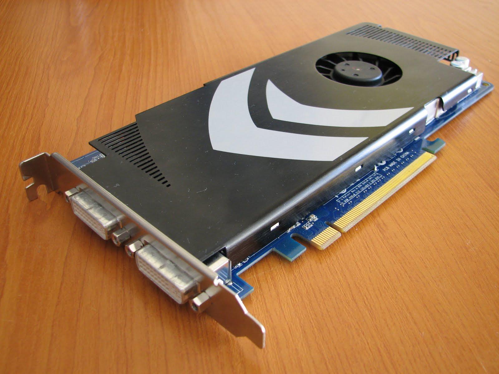 Nvidia Geforce 9800Gt Температура