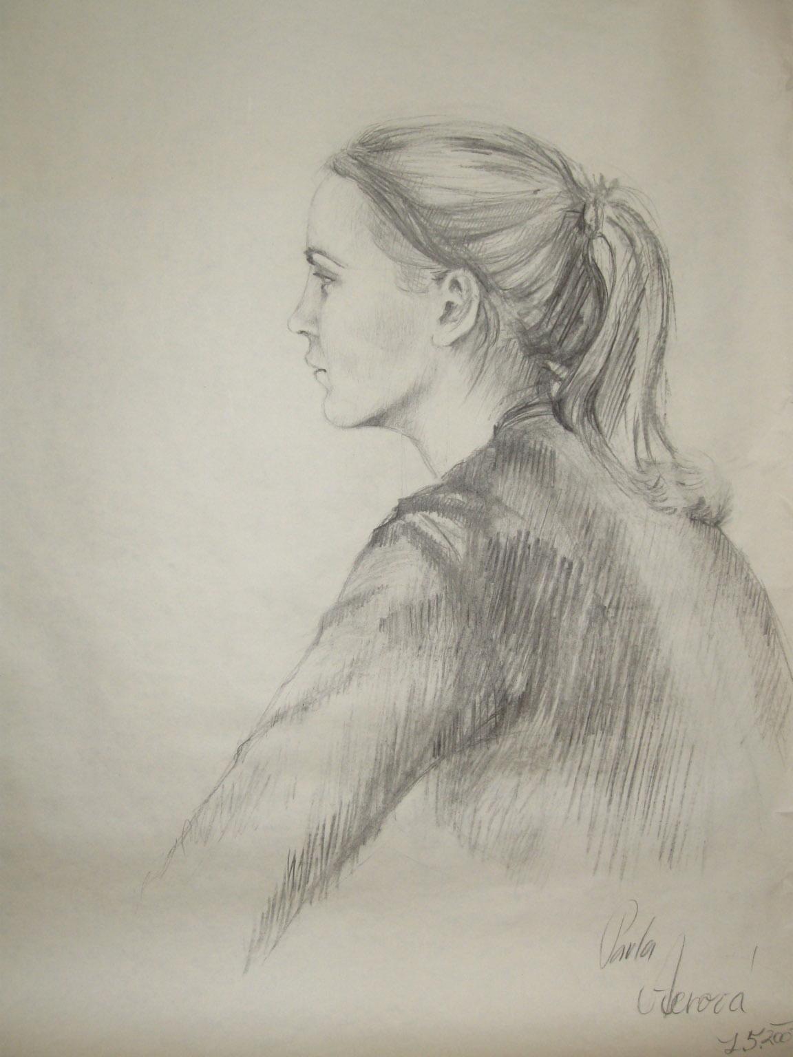Aura Figuralni Kresba Figural Drawing