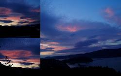 Himmel over Svelvik