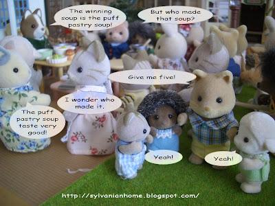 Sylvanian families blog