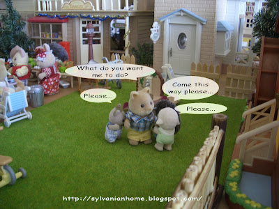 Photos sylvanian families