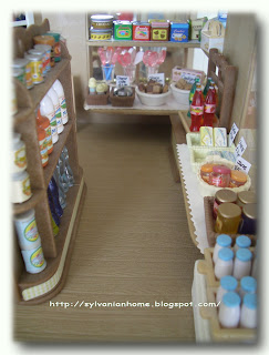 Sylvanian families daily needs