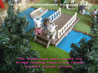 sylvanian families bridge