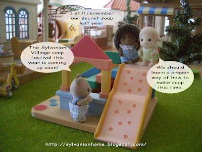 Sylvanian families rabbits