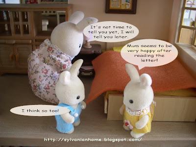 sylvanian families ivory rabbit