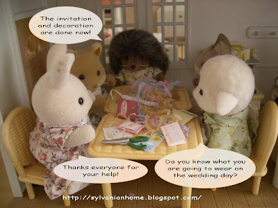 sylvanian families beautiful