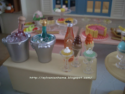sylvanian families drinks