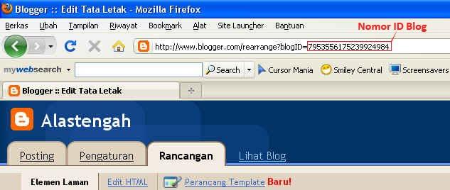 Cara pasang dan memasang kotak balas atau balasan pada kotak komentar di blogspot