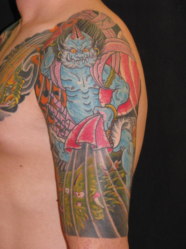 gallery troy denning tattoo