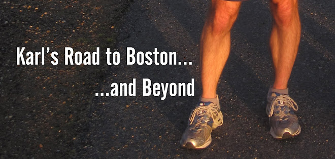 Karl&#39;s road to Boston and beyond