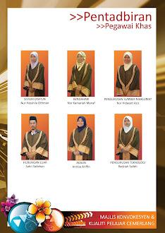 Staf Sokongan Kolej Hafiz