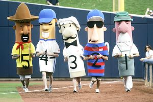 Sausage Race - It's a real thing.