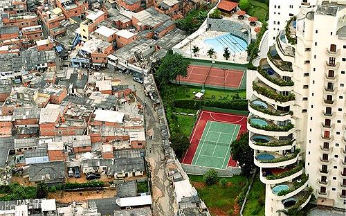 Usemos la razon y tengamos conciencia Brasil+rico+Brasil+pobre
