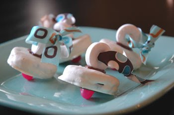 Baby Shower Favors Lifesaver Pacifiers affection for detail: { baby shower monday } candy pacifiers