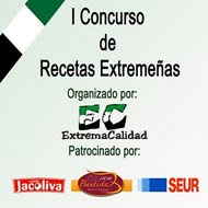 I Concurso de Recetas Extremeas