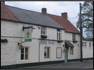 The Raby Arms in Hart Village