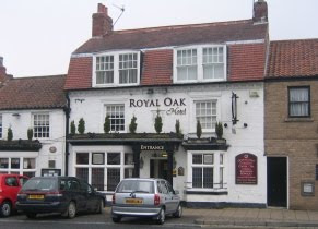 The Royal Oak Hotel, Great Ayton