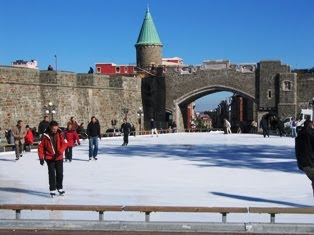 Quebec Skaters