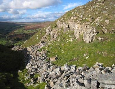 Bridleway from Low Moor