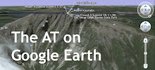 The AT on Google Earth