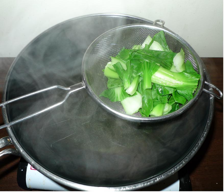 how to cook shanghai bok choy jr